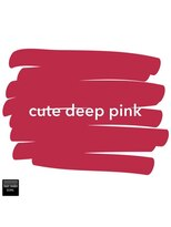 ヘアメイクミワ(HAIR+MAKE MIWA) cute deep pink