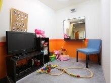 ロココ ヘアー(LOCOCO hair)の雰囲気(キッズスペースにはおもちゃやゲームがいっぱいです♪)
