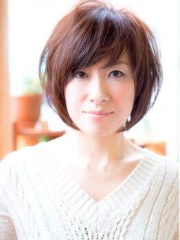 ヘアーカラー スペース(hair color spece)の写真/【カラー専門店】だから出来る「低価格・スピーディ・高品質」!!常に美しく居たい方は《hair color spece》