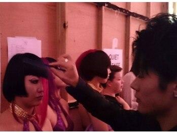 ルル カリス(lulu CHARIS)の写真/【平成26年世界最高峰オルタナティブヘアーショー出演】数々の有名コンテスト出演スタイリスト在籍☆