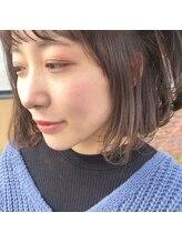 リコリミックス(RICO remix)インナーカラー × アッシュ