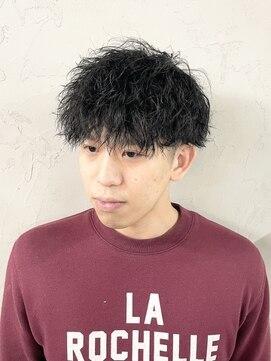 アブアイロス(LOSS)【stylist/shogo】somperm/ソフトツイスパ