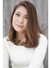 ヘアーアンドメイク ソファー 広瀬通店(hair&make Sofa)大人ミディアム