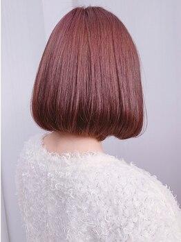 ヘアーズ はれるや(hair's)の写真/【髪質改善/酸熱トリートメント取り扱い店◎】繰り返す程―ダメージレス!扱いやすく、美しいツヤ髪へ―…