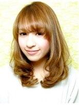 ミッシェルバイアフロート(Michelle by afloat)ひし形フォルムで最強の大人モテ髪をつくりましょー☆