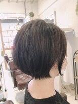リリー ヘアーデザイン(Lilly hair design)【勝田台駅Lilly昼間】くびれショート☆