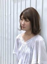 ルームルーム(roomRoom hair&spa)【roomRoom 山田】ボブディ×ナチュラルハイライト
