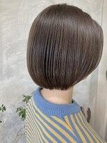 マハナ(Mahana by hair)♯ミニボブ