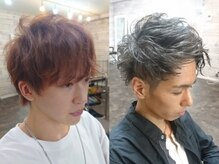 ヘアメイク フォックス 錦店(hair make FOX)