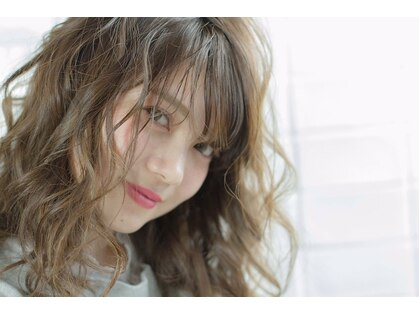 ヘアーメイク アンソメット(HAIR MAKE)の写真
