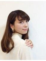 パーフェクトビューティーイチリュウ(perfect beauty ichiryu)可愛い大人のナチュラルセミロング