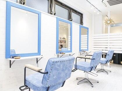 スローライフヘアーデザインアンドスパラウンジ(Slow life Hair design spa lounge)の写真