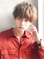 《Agu hair》王道マッシュスクリューショート☆