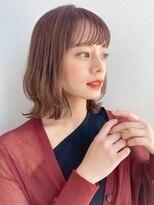 ガーデントウキョウ(GARDEN Tokyo)【GARDEN荒井夏海】ふんわりレイヤーボブ×小顔前髪