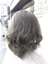 ブルームヘアガレージ(BLOOM hair garage)アディクシーモロッカンカラー