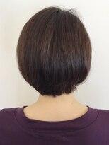 ヘアークリアー 春日部上品ひし形ショート(^^♪【hairclear】