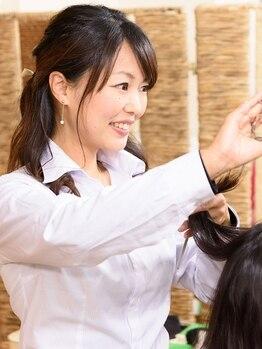 と和×美髪クリニック 巣鴨店の写真/【感染防止徹底宣言店】ヘアドクター在籍!髪のコンディションを科学的に分析し、最適な髪へと導く/巣鴨