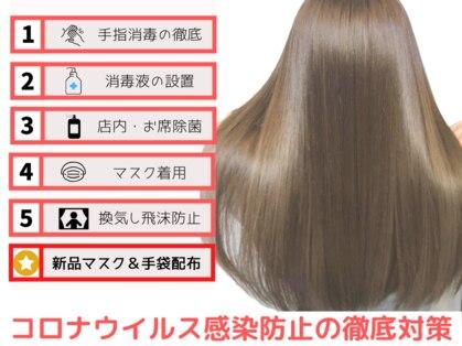 ヘアーデザイン アール(HairDesign Ar)の写真