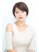ヘアーメイク リアン 新田辺店(Hair Make REAN)◆REAN 京田辺/新田辺◆フォギーベージュショート