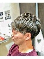 オムヘアーツー (HOMME HAIR 2)#髪質改善パーマ,直毛の方にオススメ!Hommehair2nd櫻井