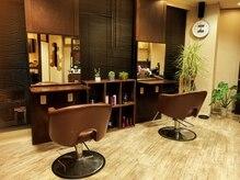パレット(PALETTE)の雰囲気(上質な空間で最旬のヘアデザインを提供します◎)