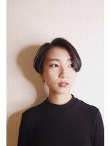 ヘアークリニック ラクシア 石巻(Hair Clinic LAXIA Ishinomaki)大人の色気ハンサムショート