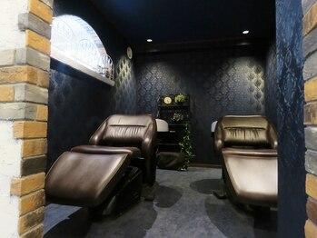 ヘアーラウンジ ディタ(Hair Lounge Dita)の写真/全MENU「50分」スパ付◆専門店の領域を誇る、大人女性絶賛の[インナービューティー×贅沢]を味わえるスパ