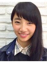 ジーナハーバー(JEANA HARBOR)【JEANAHARBOR、後藤】前髪でいつもと変わる自分へ!