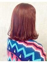 マハナ(Mahana by hair)♯ピンクカラー