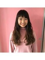 ヘアメイク オブジェ(hair make objet)グラデーションカラー