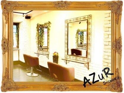 アジュール AZuR 画像