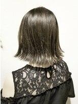 ローグ ヘアー 金町店(Rogue HAIR)ローグヘアー【高 和宏】イルミナカラー外ハネボブディ