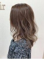 アドゥーヘアー(A do hair)lavender beige