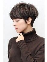 ネックス(nex)【nex表参道】横顔美人ショートヘア