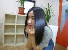 ワールドヘア 加古川店(WORLD HAIR)の雰囲気(ナノヒアルロン酸縮毛矯正で潤い&ツヤ感溢れる美ストレートに♪)