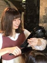 ヘアリゾート エーアイ 上野店β(hair resort Ai)市坪 菜々子