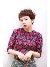 モカ ヘアーデザイン(moca HAIR DESIGN)女性らしいベリーショート
