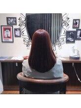 髪質改善ヘアエステ アリュール(allure)髪質改善ストレートエステで自然な艶!【新宿 髪質改善 allure】
