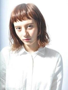 キリヤ(kirya)の写真/髪が細くてぺたっとなる…ごわつきや広がりが気になる…。今話題の《オージュアトリートメント》で髪質改善