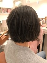 ヘアーサロン リアン 熊谷2号店(hair salon Rien)カーキベージュ