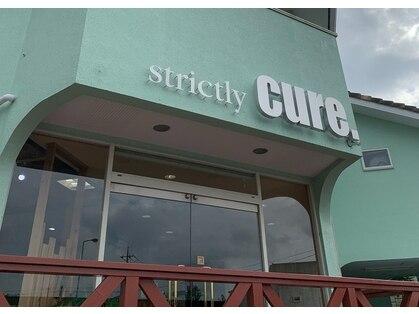 ストリクトリーキュア(Strictly CURE)の写真