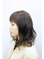 エイム ヘアメイク 横川店(eim HAIR MAKE)eim で叶える♪おとなしめカワイイ☆ナチュラルグラデーション