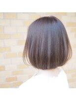ノエル ヘアー アトリエ(Noele hair atelier)『Noele』ナチュラルベージュ×タンバルモリ