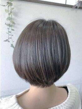 ヘアーサロン ライズハート(Rise Heart)の写真/【髪のセットが楽しく♪】360度キレイなシルエットに◎培った技術力で朝のセットも思い描いたスタイルに!!