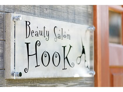 Beauty Salon HooK 嵯峨ノ店