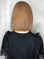ソース ヘア アトリエ 京橋(Source hair atelier)【SOURCE】ライトブラウン