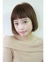 ギフト ヘアー サロン(gift hair salon)小顔重視のミニマムボブ (熊本・通町筋・上通り)