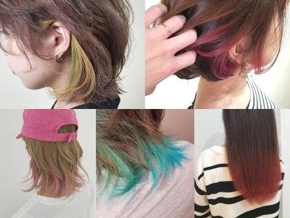アグ ヘアー コア 天王寺店(Agu hair core)の写真