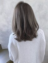 ローラン(ROULAND)【ROULAND石川】 透け感のあるセミディグレージュ