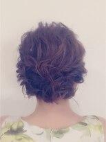 ザ ヘア リゾート ラグーン(The Hair Resort Lagoon)【Lagoon櫻井優理】うねうねヘアセット